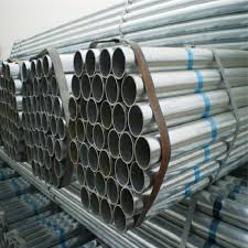 GALVANISED ROUND PIPES