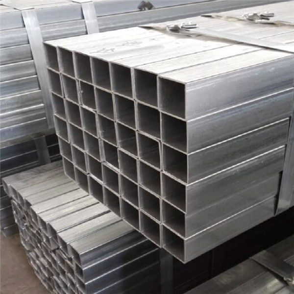 GALVANISED SQUARE PIPES